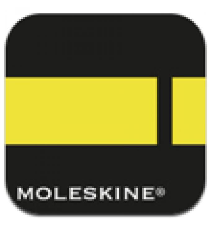 L'App Moleskine disponible sur l'App Store