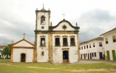 Paraty old church