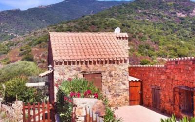 Une maison typique de Girolata
