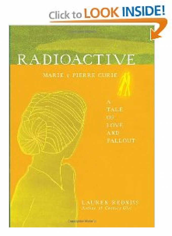 Radioactive: The incredible love story of Marie Curie