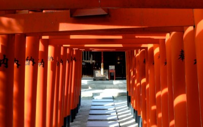Hakata temple